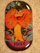 Iggy Keychain Tab