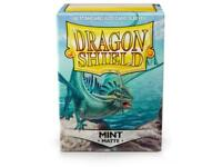Mint Matte 100 ct Dragon Shield Sleeves Standard Size FREE SHIPPING! 10% OFF 2+