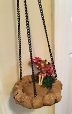Fairy Blossoms Hanging Bird Feeder by Home Styles, New In Box