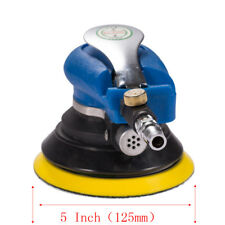 Wax-polishing Machine Auto Random Orbital Air Palm Sander And Car Polisher Set