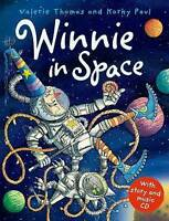 (Good)-Winnie in Space (Paperback & CD) (Paperback)-Thomas, Valerie-019273220X