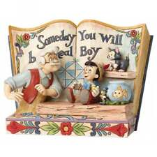 Disney Traditions - Someday You Will Be a Real Boy - Pinocchio Storybook 4057957
