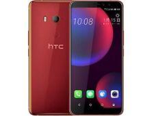 HTC U11 EYEs - 64GB - Solar Red Smartphone (Dual SIM)