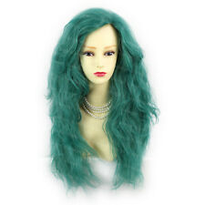 Wiwigs Romantic Wild Green Untamed Long Wavy Ladies Wig