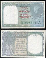 BURMA// Japanese Occupation WWII 5 Rupees 1942-44 PMG-66 EPQ #1374
