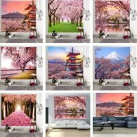Scenery Tapestry Art Wall Hanging Carpet Landscape Throw Bedspread Home Decor