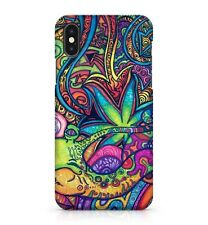 Attractive Trippy Funky Colourful Puzzling Ancient Patterns Phone Case Cover