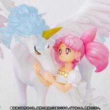 Figuarts Zero Chouette Sailor Moon Chibi Usa & Helios PVC figure Tamashii Bandai