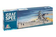 Graf Spee Ship Plastic Kit 1 720 Model 0502 Italeri