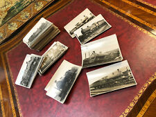 More details for steam engine photographs and postcards.