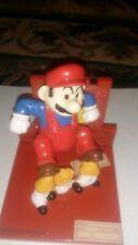 1988 Hasbro vintage Nintendo Mario bookend