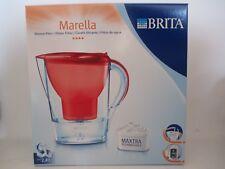 Brita-caraffa Rossa Marella 2 4 litri 1 Filtro acqua