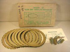 1961 1964 Pontiac Fullsize H.T. Slim Jim Coupling Repair Kit NOS, 8620957