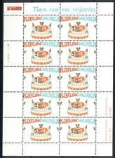 NVPH V1721 vel Tien voor een verjaardag 1997 postfris