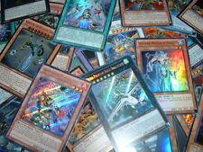 *100* Yu-Gi-Oh! Mixed Cards Lot With Rares & Holofoil + Bonus Card!