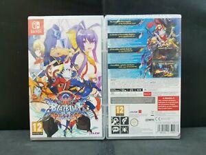 (UK ENGLISH VERSION) Nintendo Switch Blazblue Centralfiction Special Edition