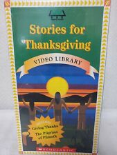 Stories For Thanksgiving A 2000 Weston Wood  Studios VHS