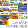 Quran Stories Childrens Books: Best Sellers 10 Prophets Book Collection Islam