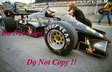 Nigel Mansell JPS Lotus 95T British Grand Prix 1984 Photograph 2
