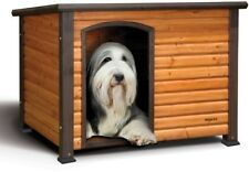 Precision Pet Extreme Large Outback Log Cabin Dog House
