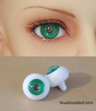 18mm bjd glass doll eyes green color dollfie iplehouse luts #ET-07 ship US