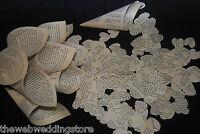 Romantic love heart Wedding Confetti & Cones - Vintage romantic novels RECYCLE