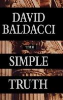 💎The Simple Truth by David Baldacci (1998, Hardcover) 1ST PRINT 💎