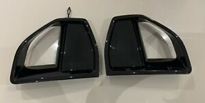 NEW GENUINE BMW X5 SERIES G05 M FRONT BUMPER AIR INLETS PAIR SET N/S + O/S