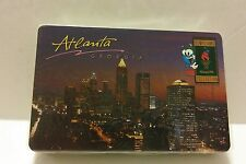 OLYMPIC COLLECTION PLAYING CARDS ATLANTA GEORGIA 1996  SEALED NEW IN PACKAGE