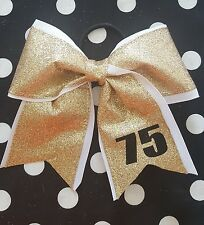 Personalized Cheer/Cheerleading/Softball/Dance/Competition/Team Hair Bows