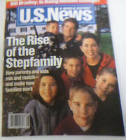 U.S. News Magazine The Rise Of The Stepfamily November 1999 NO ML 043014R