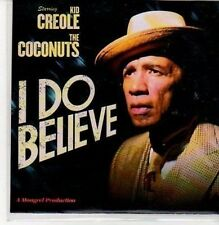 (DC192) Kid Creole & The Coconuts, I Do Believe - 2011 DJ CD