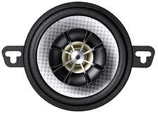 "Blaupunkt GTx 352 SC in car speakers 3.5"" 87mm 2 way coaxial 120W performance"