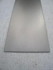 Edelstahl V2A Blech 2,0 mm x 150 x 550 mm