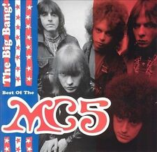 MC5 Big Bang Best of the MC5 CD Kick Out The Jams Back in the USA Sister Anne