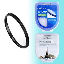 40.5mm MC UV Multi Coated Ultraviolet Filter Ultraviolet Protector MCUV DSLR 4/3