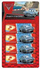 8X Disney Pixar Cars Mini Pencils Sets Birthday Loot Bag Goodies Gift Party Fun