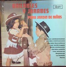 ORQUESTA DEL CHINO BORDA BAILABLES Y JARABES PARA JARDIN DE NIÑOS MEXICAN LP