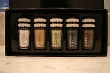 NIB MAC Nocturnals Pigments and Glitters 5 pc. Set Green and Teal