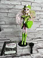 Monster High Batsy Claro Brand Boo Students Doll