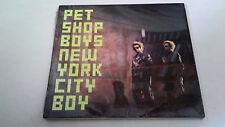 "PET SHOP BOYS ""NEW YORK CITY BOYS"" CD SINGLE 1 TRACKS DIGIPACK NEW NUEVO"