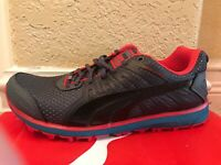 Puma Faas 300 Tr Wn's Size 6.5 US Sport Shoes Running Black Red Blue 186531 01