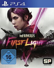inFamous: First Light --- NEU & OVP / NEW & SEALED ---