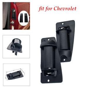 Metal Extended Cab 3rd Third Side Door Handle Pair fit for Chevrolet GMC> SIERRA