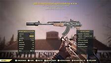 Fallout 76 AntiRüstung Handgefertigt Anti Armo Handmade Weapon Explo AAE9050 PS4