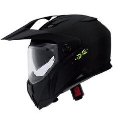 Caberg X-trace Motorbike Motocross Helmet MX off Road Matt Black Pinlock Ready M