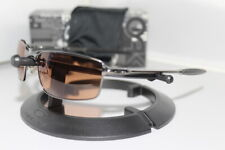 New Oakley 2006 Square Wire Sunglasses Brushed Chrome w/VR28 Lens 30-993