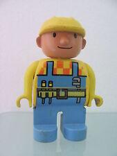 LEGO DUPLO @@  PERSONNAGE @@ FIGURE @@ BOB LE BRICOLEUR @@ BOB THE BUILDER