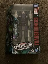 Transformers War for Cybertron: Earthrise Snapdragon  New Sealed Voyager Class