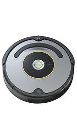 NEW R630 Roomba Robotic Vacuum Cleaner with iAdapt Navigation: Black/Silver